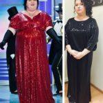 Звёзды, которые резко сбросили лишний вес