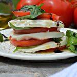 Фингер фуд ово-лакто или модные блюда для вегетарианцев