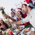 Как пить на Новый год и при этом не пьянеть: ТОП-5 эффективных способов