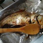 Попала на крючок: рецепт толстолобика с оригинальной начинкой из оливок и дижонской горчицы