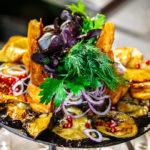Настоящее мужское блюдо: азербайджанский садж кебаб
