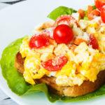Как я «доживаю» до обеда😄 идеи сытных и вкусных завтраков