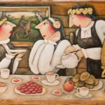 Сухое варенье, «многодневная» пастила, леваши…Вот такие были сладости на Руси