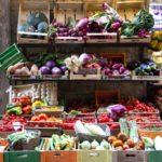 Что продают на итальянском рынке? Показываю свою продуктовую корзину
